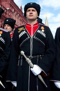 Georgia, Red Square Parade