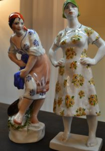 Discover Russia 2017, porcelain 3