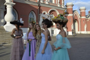 Discover Russia, hairstyle 2
