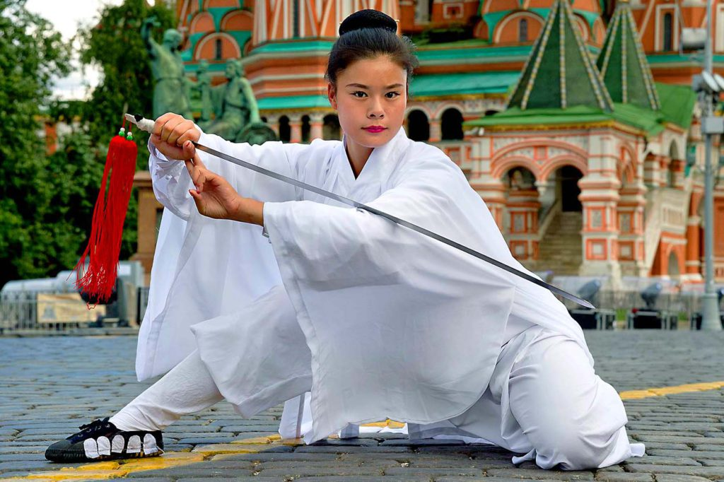 The Spasskaya Tower Festival, Chinese Show