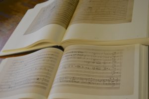 Bogolyubov Library of Arts, music catalogues1