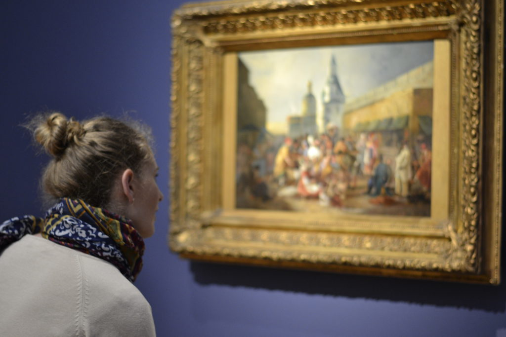 Moscow viewed through the centuries 2
