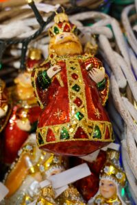 Russian New Year tree ornaments 2