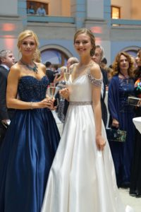 16 Vienna Ball in Moscow guests