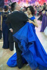 16. Vienna Ball in Moscow dancing 4