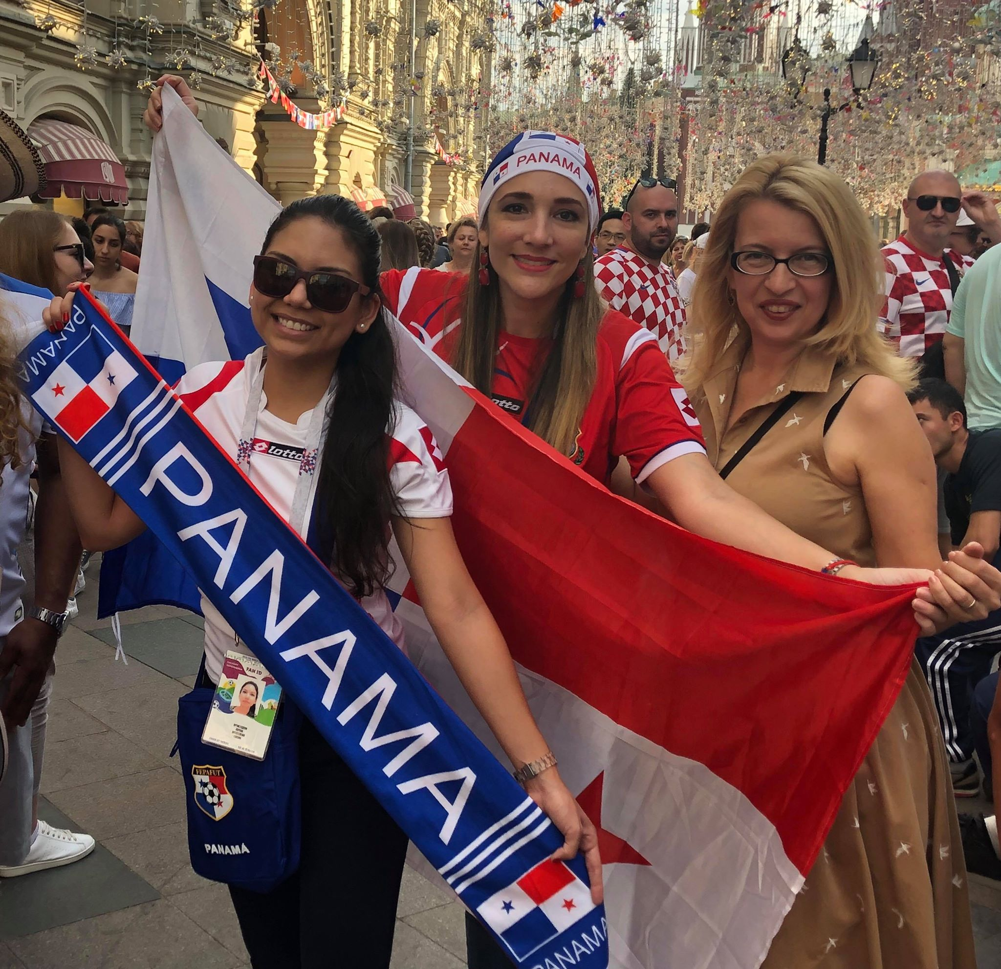 World Cup 2018 fans in Moscow 7