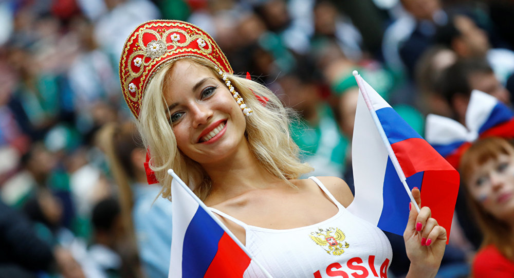 Russian fans in Kokoshniki 3