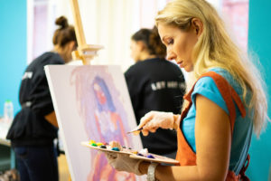 ArtFest Moscow master classes 2