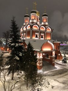 Moscow winter 2019, 2
