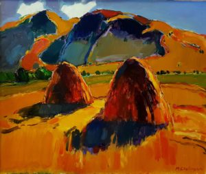 Mher Chatinyan Art, landscape