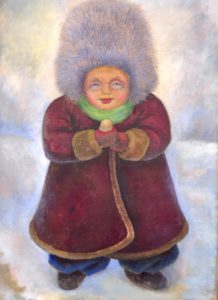 Russian children of Diego Rivera,4