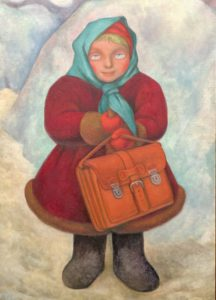 Russian children of Diego Rivera,3