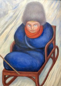 Russian children of Diego Rivera