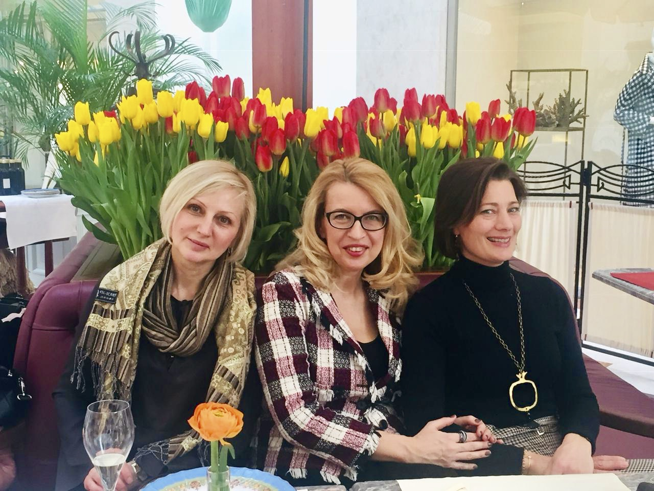International Woman's Day in Moscow