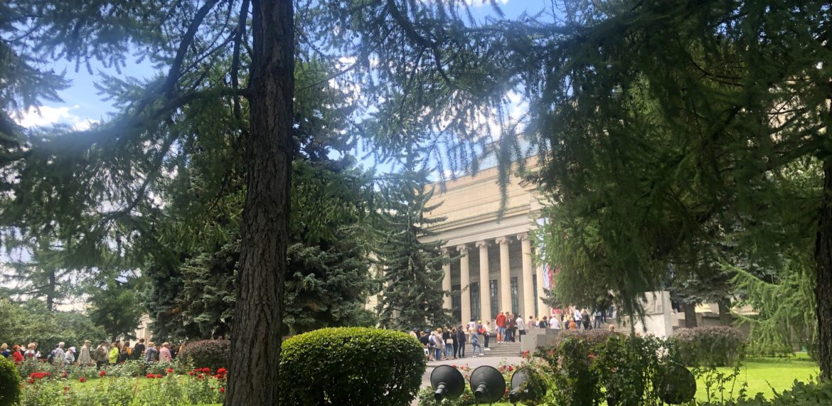 Pushkin Museum of Fine Arts, Shchukin's collection
