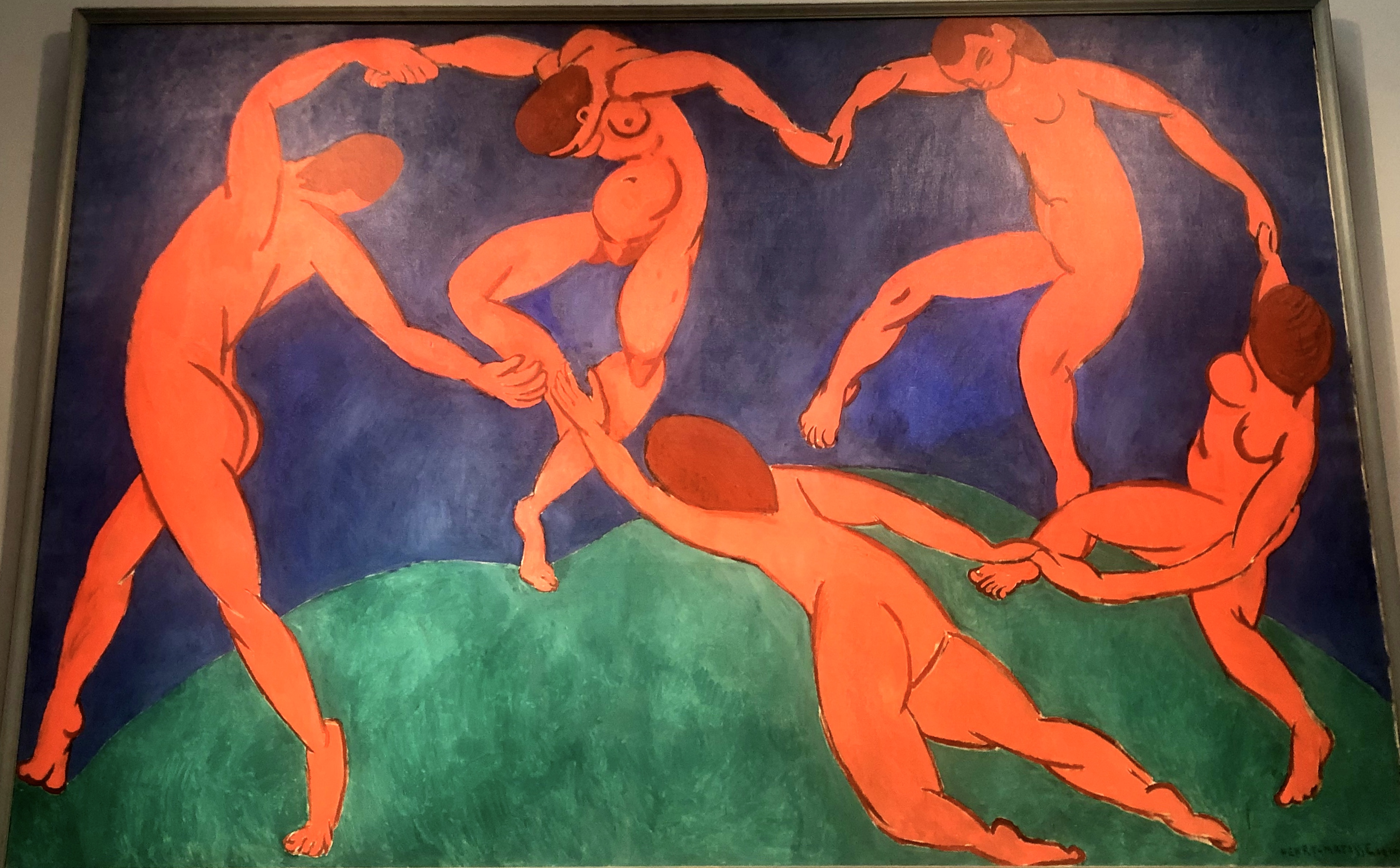 Matisse, The Dance, Shchukin's collection