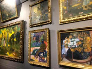 Shchukin's Collection Gaugin