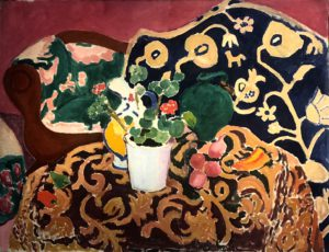 Shchukin's collection, Matisse 1