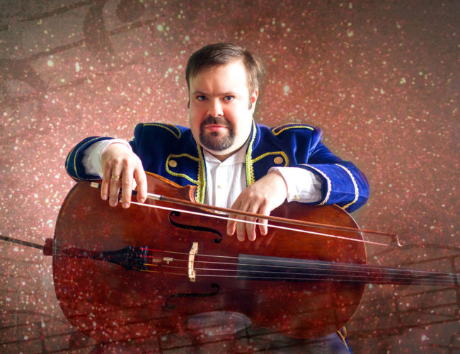 Borislav Srulev at the Kremlin Palace Concert cover