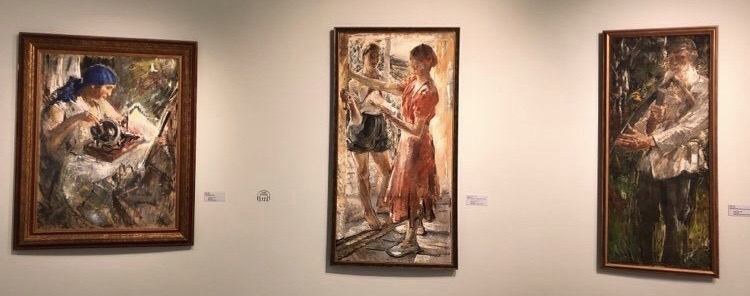 Russian museum of impressionists