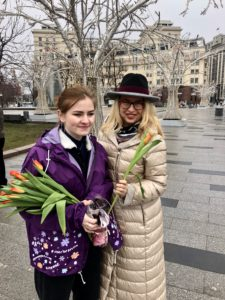 Women's Day Moscow 2