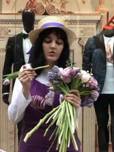 Women's Day Moscow Flowers 4